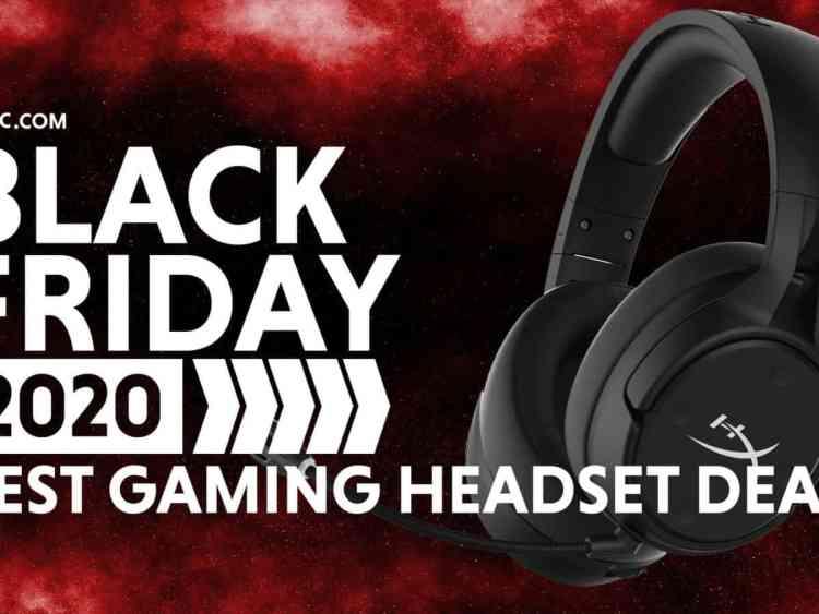 Black Friday 2020 Rabatte: Beste Angebote für Konsolen, Spiele, Headsets, Hardware und Merch