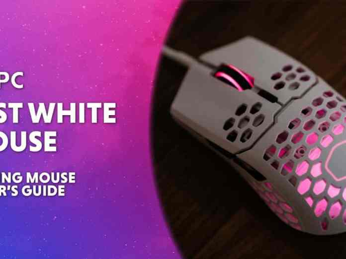 Best White Gaming Mouse Wepc