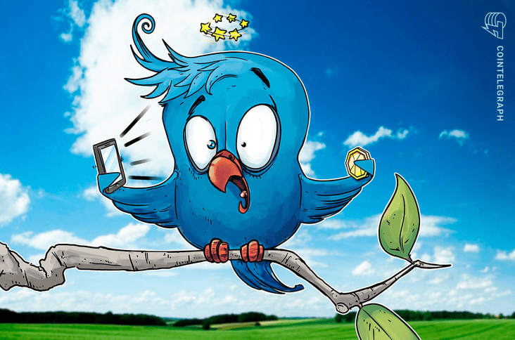 eToro and The Tie partner to provide twitter-based crypto trading advice