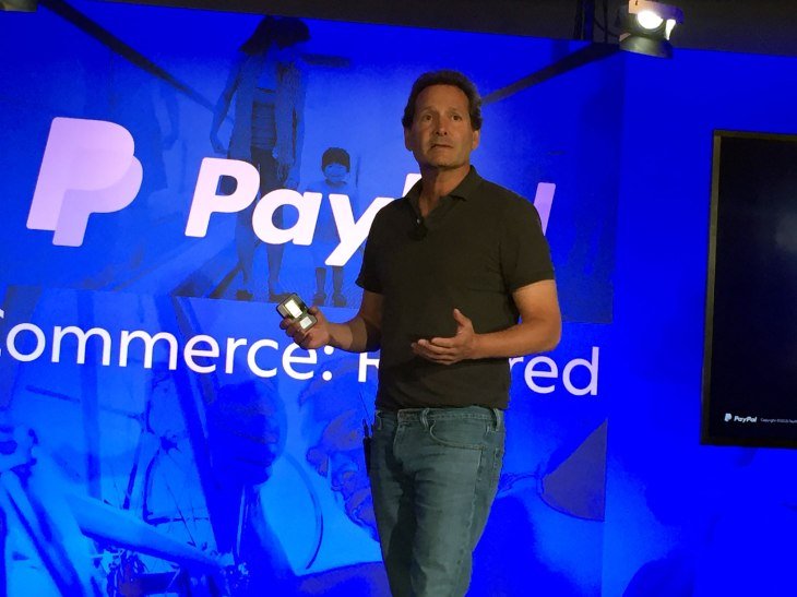 Paypal CEO talks Libra exit
