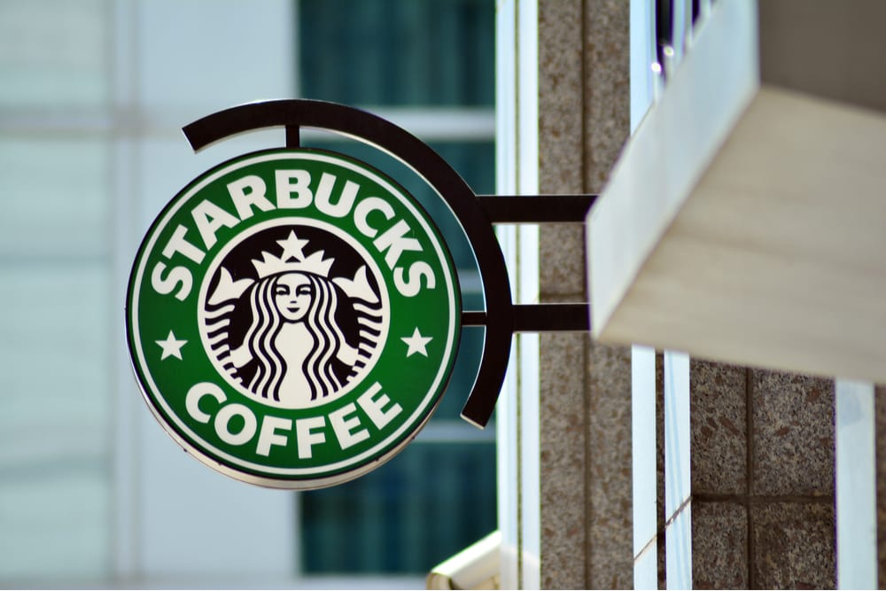 Buy Starbucks Coffee with Crypto, made possible by Bakkt