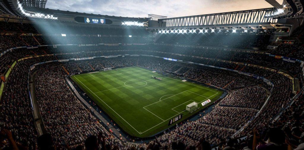 FIFA 20 stadion