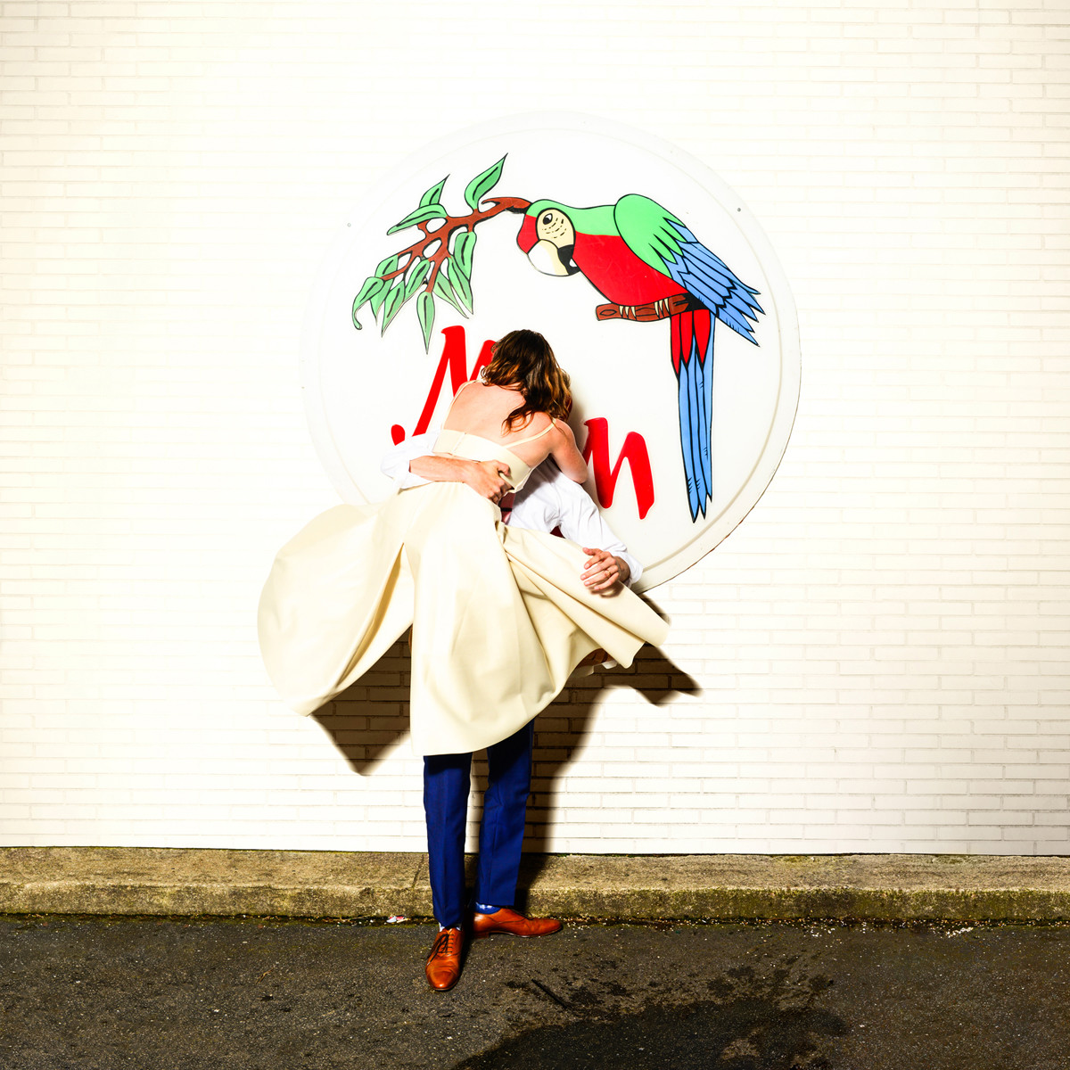 Image result for Sylvan Esso - What Now cover