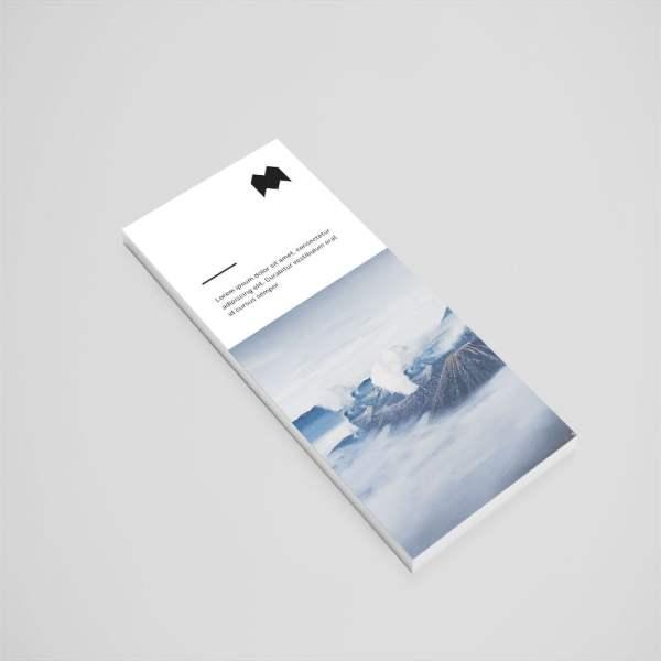 Flyer DL personnalisé WePrint
