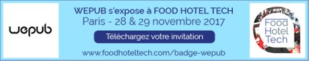 Badge hotel food tech