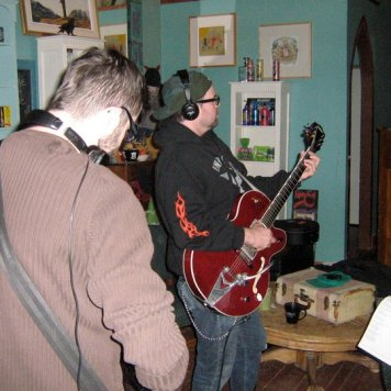 RK & Scott - Recording 'Call Me When You're Single' - January 6-13, 2011