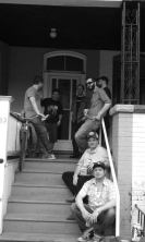 Toronto - Canada Music Week - Greg Cockerill's front porch - March 2012