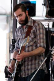 Desperados Stampede - Jul 12, 2012 - Ryan Kelly on baritone guitar