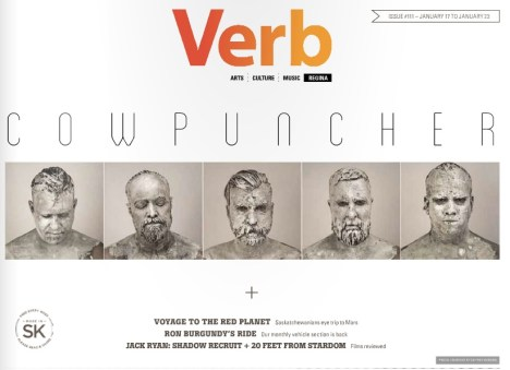 Verb - January 17-23 2014 Cover