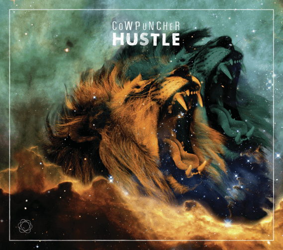 Cowpuncher - Hustle - Cover