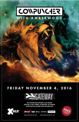 Gateway - Nov 4, 2016 – w/ Amberwood and League of Wolves