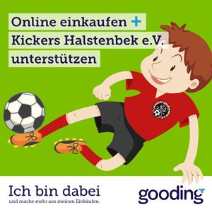 Unterstütze Kickers Halstenbek e.V.