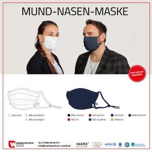 Hakro Mund Nasen Maske // wieder Lieferbar ab KW 22