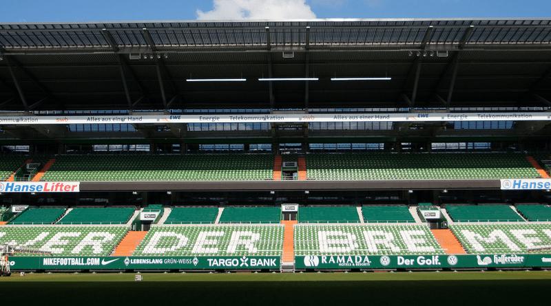 Das Nordderby zwischen Werder Bremen und dem Hamburger SV