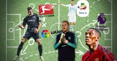 Ter Stegen, Jovic & Co. – Europas Top-Elf vom Wochenende