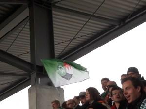 Werderfranken-Fahne