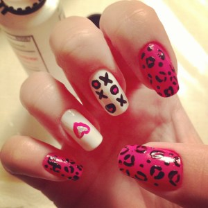 Awesome Valentine's Day Nail Ideas