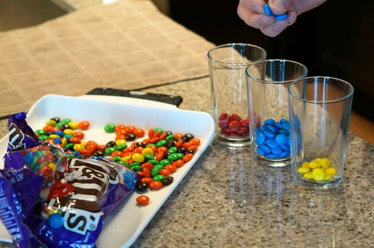 separate your mandms