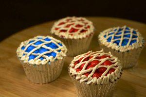 pie cupcakes