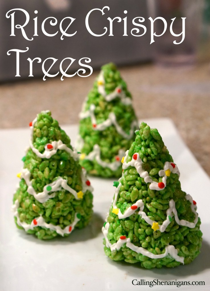 Rice-Crispy-Trees