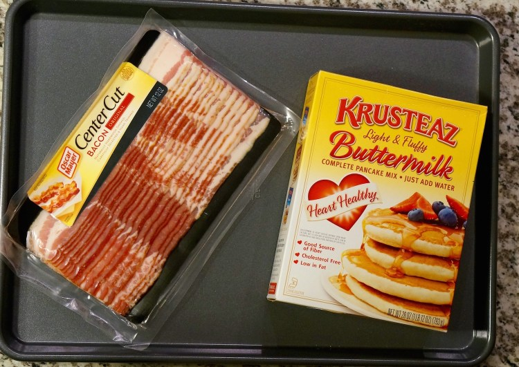 Pancake-bacon-dipper-ingredients