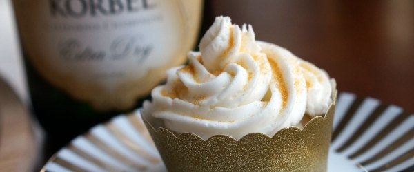 champagne-cupcakes
