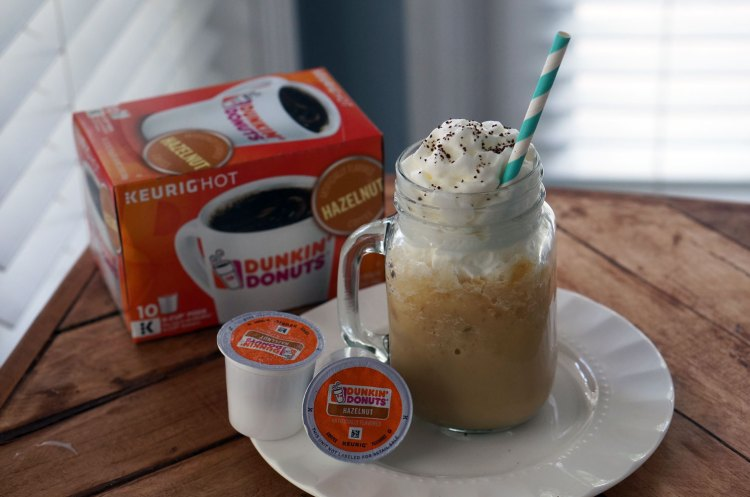 Easy Blended Iced Coffee Recipe We Re Calling Shenanigans