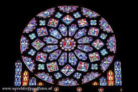 Werelderfgoedfoto's - Kathedraal van Chartres