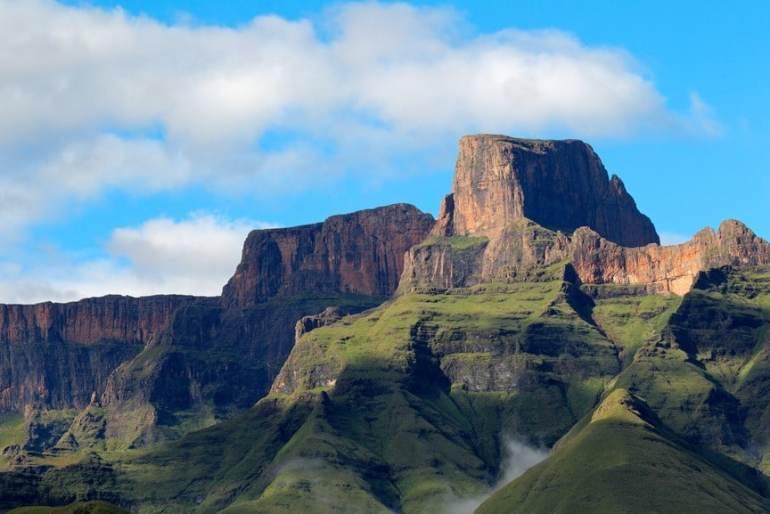 Drakensbergen   Must sees in Zuid-Afrika