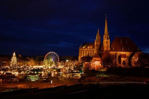 Kerst shoppen in Lille
