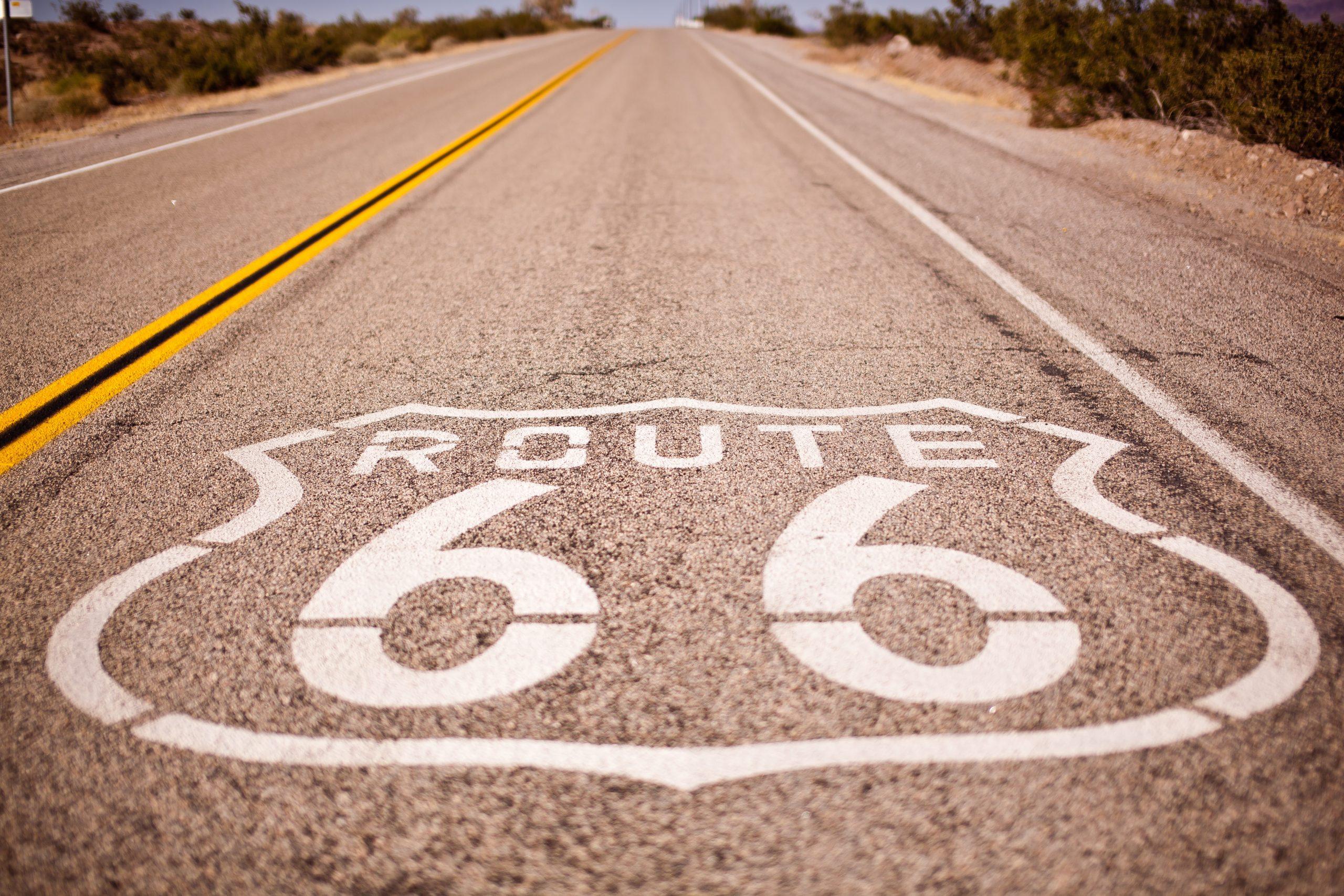 Route 66   De ultieme roadtrip door Amerika! via @wereldreizigersnl