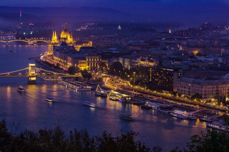 Budapest, één van de leukste steden in Europa