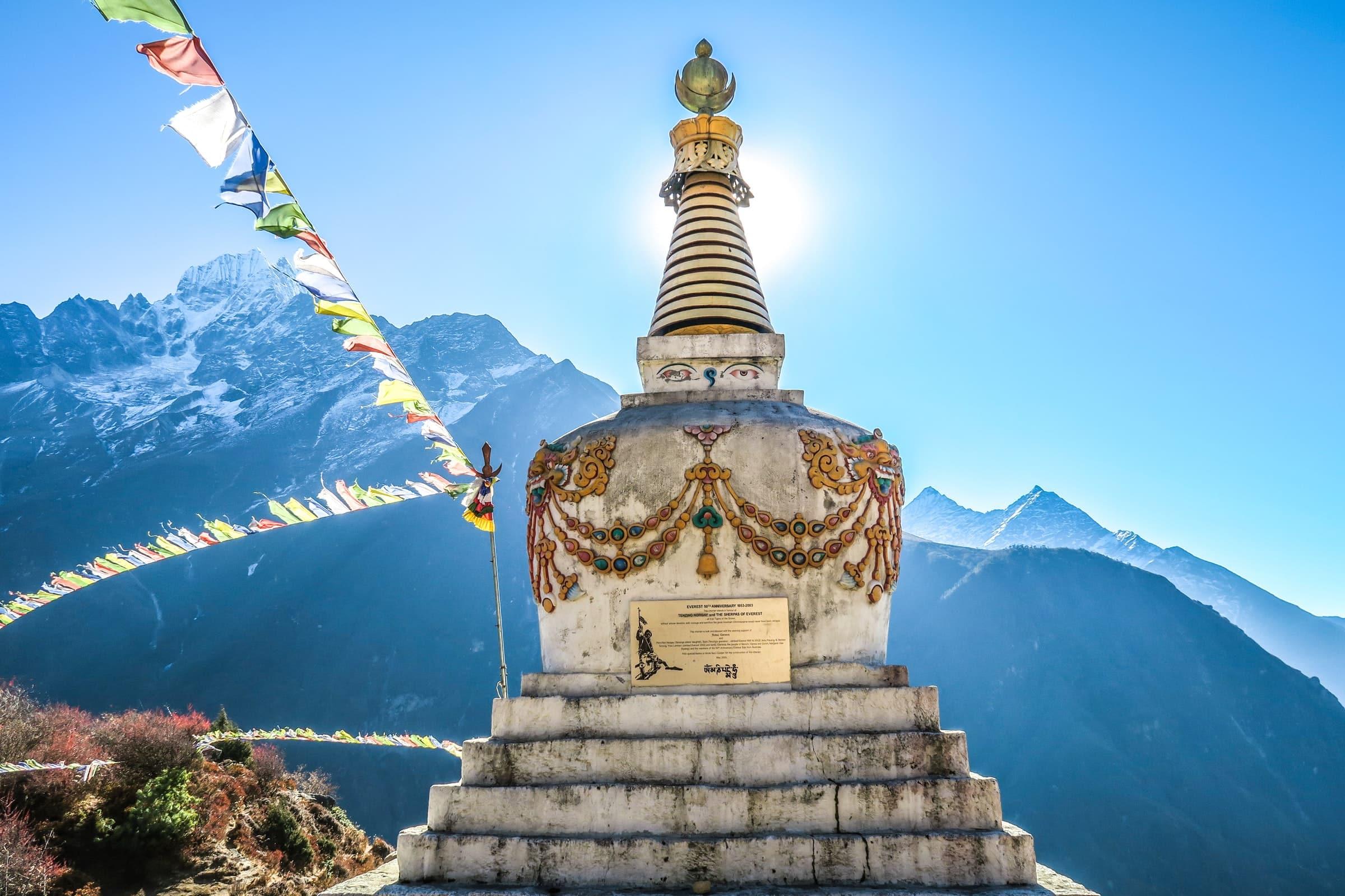 Het Dak van de Wereld   De machtige Himalaya in Nepal en Tibet via @wereldreizigersnl
