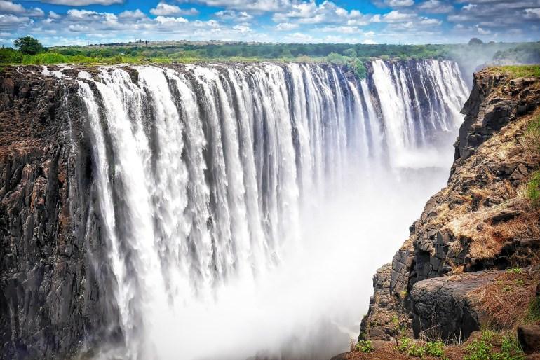 Victoria Falls - Zambia & Zimbabwe