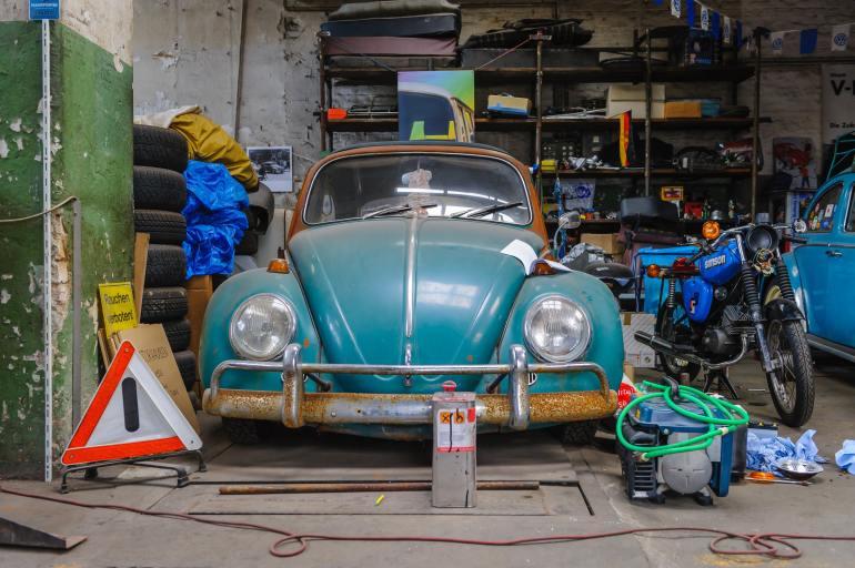Garage Sale | Sparen voor je wereldreis