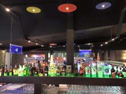 Sterke drank - Bar