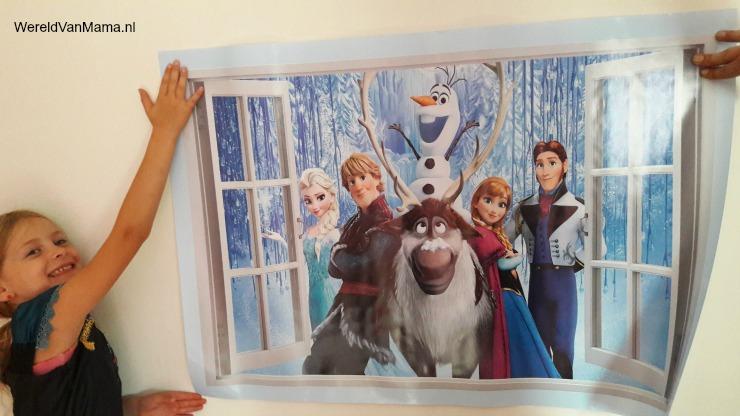muursticker-Frozen