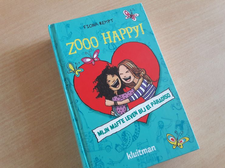 Boek review zooo happy