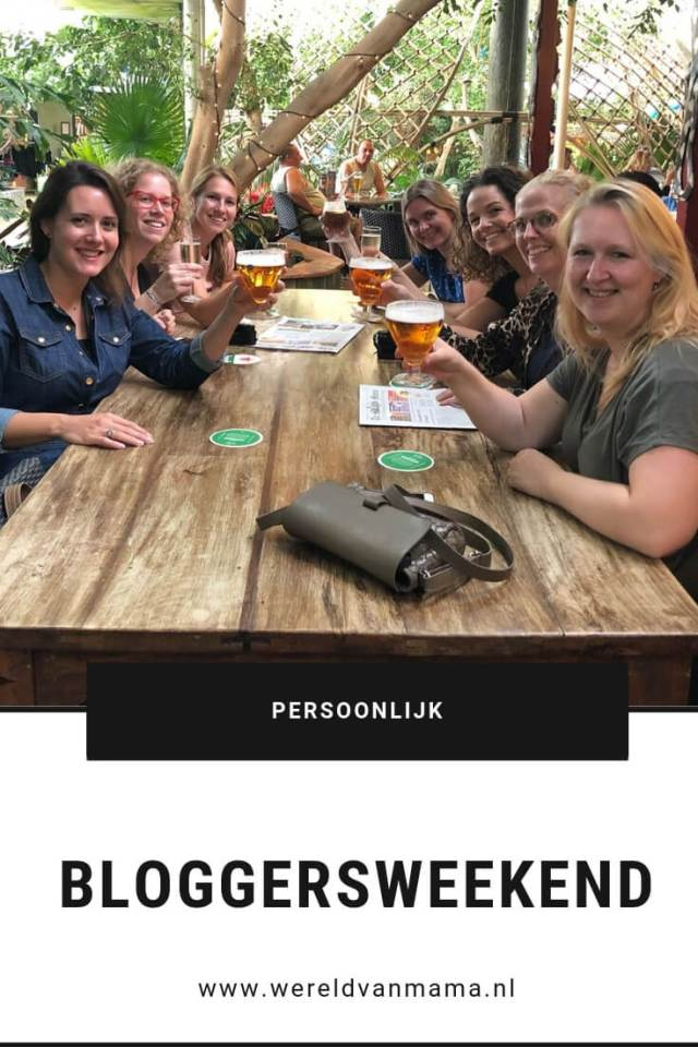 Bloggersweekend