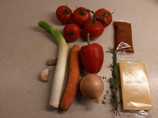 verse maaltijdpakketten Lasagne