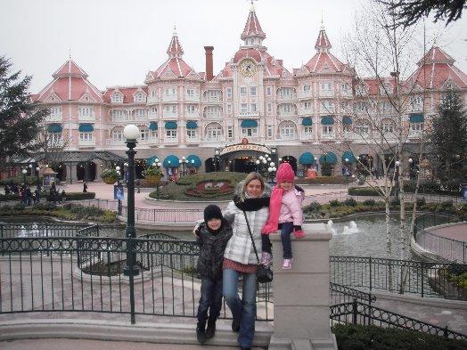 attractiepark Disneyland