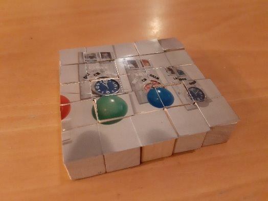 Escape room puzzel