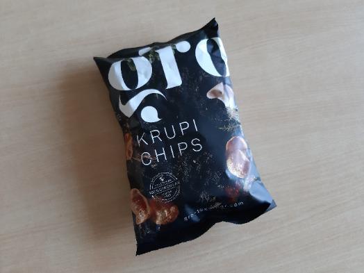 Gro Krupi chips