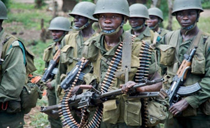 guerre africa