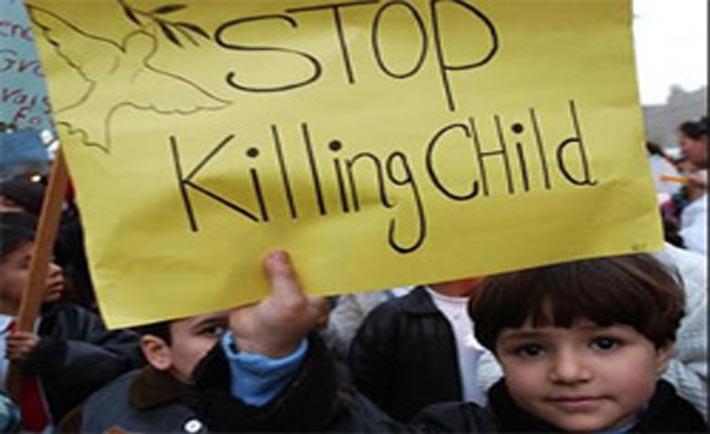 bambini uccisi in iraq