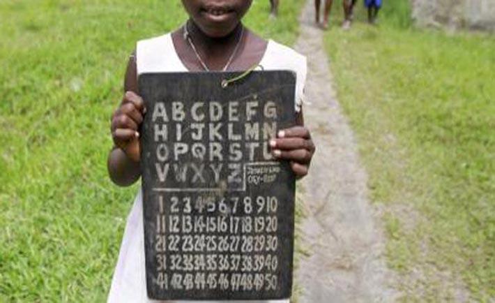bambini scuola nigeria unicef