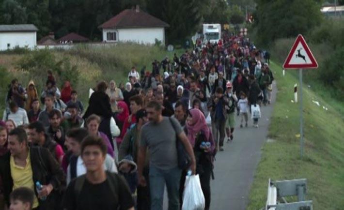 migranti verso turchia