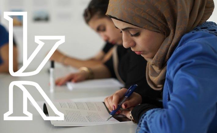 l'università per rifugiati