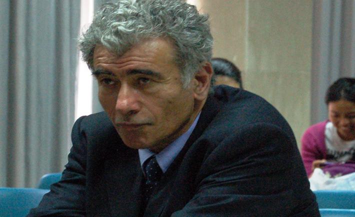Farid Adly, giornalista libico