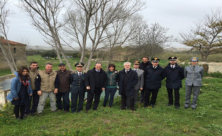 Prefetto Crotone sui terreni confiscati a Isola di Capo Rizzuto